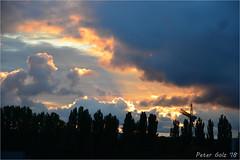DSC_4402 (peter.golz) Tags: sunset sonnenuntergang abendstimmung lanschaften