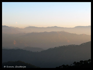 Early morning #12, Kasauli