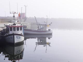 Kåseberga harbour