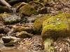 Snow melt in April (Mulewings~) Tags: thecreek awesomecreek walkinginthecreek mossy water creekhike spring rocks boulders waters falls littlefalls