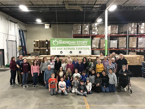 Public Packing Event 4/19/18