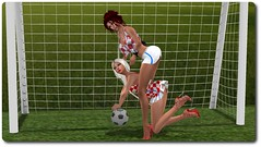 World Cup Finals (christinamonteverdi) Tags: worldcup football soccer secondlife streetwhores croatia