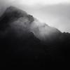 Sgurr Sgumain 2 (amcgdesigns) Tags: andrewmcgavin skye clouds cloudsstormssunsetssunrises sgurrsgumain cuillin blackcuillin atmospheric drama dramatic dark crags cliffs squarecrop eos7dmk2 canon100400mm scotland scottishweather scottish scottishlandscape scottishmountains