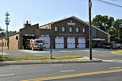 Volunteer Fire Department (Throwingbull) Tags: bladensburg md maryland city town incorporated municipality municipal prince georges county co pg fire department dept ems emergency services bfd rescue squad 1 one volunteer