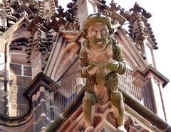 2018 27 juin Freiburg im Breisgau. Cathédrale (areims) Tags: cathédrale église allemagne gargouille badewurtemberg freiburgimbreisgau fribourgenbrisgau eglise