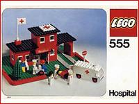 LEGO 555 (WesternOutlaw) Tags:
