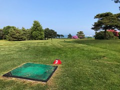 Pitch & Putt With A View (Marc Sayce) Tags: pitch putt golf knoll house hotel studland dorset spring may 2018