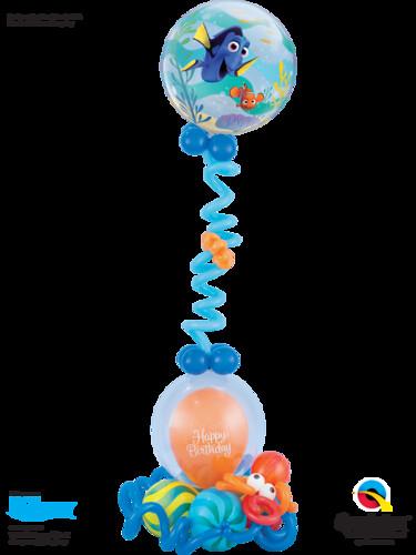Disney•Pixar Finding Dory Birthday Bubbles