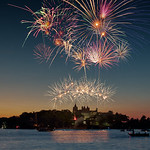 July 4th 2018 Fireworks At Boldt Castle thumbnail