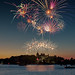 July 4th 2018 Fireworks At Boldt Castle