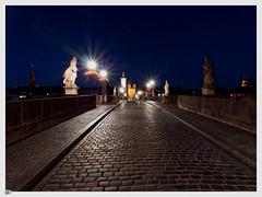 Würzburg bei Nacht P1077076 (i.f.1) Tags: jahreszeiten licht nacht ort sommer würzburg zeiten