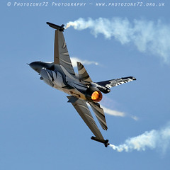 0931 Belgian F16 (photozone72) Tags: aviation airshows aircraft airshow canon canon7dmk2 canon100400f4556lii 7dmk2 yeovilton yeoviltonairday belgianairforce belgian f16