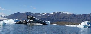 Laguna Jokulsarlon en el glaciar Vatnajokull  Islandia 27