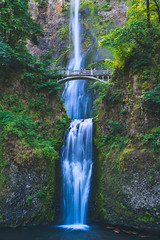 """Multnomah Falls (Jeremy Thomas Photography) Tags: multnomahfalls multnomah falls portland portlandor oregon nature water beautiful pretty gorgeous stunning amazing cool whoa wow incredible motion light lights lighting color colors colorful tone tones outside outdoors sony alpha mirrorless """"a7r mark iii"""" """"sony a7r hd high def definition raw lightroom 3 full frame digital exposure prime fixed ef 35mm 35 l f14 usm lens wide angle bokeh dof quality fijizzle sharp portrait fov waterfall forest"""