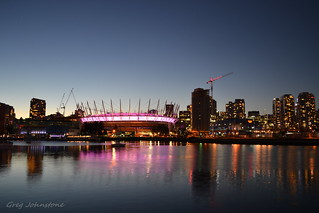 Vancouver At Night - 11
