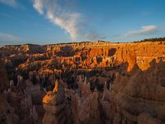 Queens Garden Trail, Bryce Canyon National Park, Utah (netbros) Tags: brycecanyonnationalpark utah sunrisepoint queensgardentrail hoodoos sunrise netbros internetbrothers