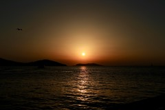 Sunset from Prince Islands (ole_G) Tags: