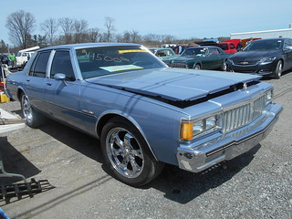 1984 Pontiac Parisienne
