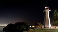 Cleveland_Night_4 (Peppergroyne) Tags: cleveland afterdark reflections wetreflections water nightphotography brisbane queensland australia longexposure