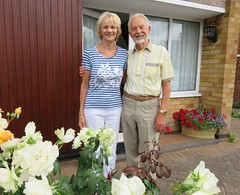 180718 South Wigston, Leics - Carol & Tony Danvers (Gary Danvers Collection) Tags: england leicester