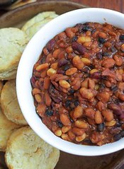 Homemade Slow Cooker (alaridesign) Tags: homemade slow cooker baked beans with bacon