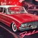 1960 Ford Falcon Station Wagon (Cars & Coffee of the Upstate)