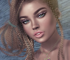 Look of the day (babibellic) Tags: secondlife sl blogger beauty babigiobellic bento babibellic glamaffair aviglam avatar