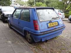 1988 Renault 5 GT Turbo (Skitmeister) Tags: jsrj65 carspot auto pkw voiture car skitmeister