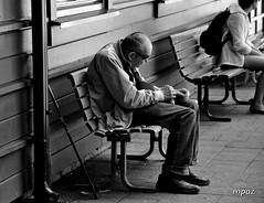 El anciano (ZAP.M) Tags: blanconegro retratos flam noruega zapm mpazdelcerro nikon nikond5300 flickr europa anciano