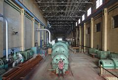 Squid Based Diet (jgurbisz) Tags: jgurbisz vacantnewjerseycom abandoned powerplant nj newjersey industrial turbine steam coal