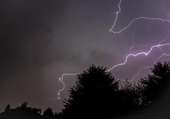 Lightning over Stockton on Tees (simon.mccabe.5) Tags: lightning weather simonmccabe stockton storm uk july 2018 colour sky night