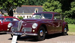 Alfa Romeo 6C 2500 Sport Freccia d'Oro 1950 (XBXG) Tags: am8902 alfa romeo 6c 2500 sport freccia doro 1950 alfaromeo6c alfaromeo ar coupé coupe concours délégance 2018 paleis het loo apeldoorn nederland holland netherlands paysbas vintage old classic italian car auto automobile voiture ancienne italienne italie italia italy vehicle outdoor