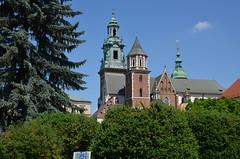 Kraków, Katedra Wawelska-DSC_4979p (Milan Tvrdý) Tags: kraków krakov cracovia cracow polska poland