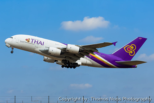 Thai Airways International, HS-TUE