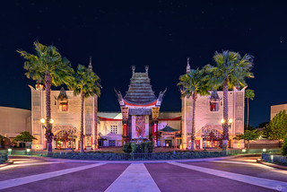 A Quiet Night At The Chinese Theater