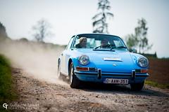 ING Ardenne Roads 2018 (Guillaume Tassart) Tags: ing ardenne roads classic motorsport automotive porsche 911 blue bleu historic rally rallye belgique belgium spa legend
