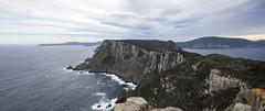 Tasmanian Coast (rubberducky_me) Tags: tasmania tasmanpeninsula blade rocks ocean tasmansea seacliff cliff coastal