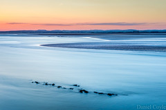 Eden (Daniel Coyle) Tags: eden rivereden river sunset curves blue longexposure rocks blur nikon nikond7100 d7100 danielcoyle uk england cumbria scotland abstract countryside country nature natural scenic view