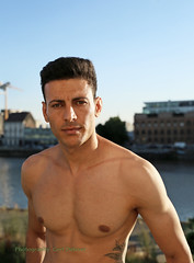 IMG_5612h (Defever Photography) Tags: male model belgium iran fashion fitness muscular malemodel ghent chest