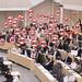Die SPÖ-Parlamentsfraktion protestiert im Nationalrat gegen den 12-Stunden-Tag und gegen die 60-Stunden-Woche, 5. Juli 2018