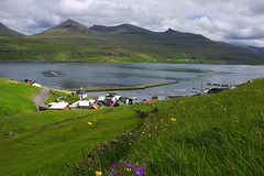 Haldarsvík (Northern Adventures) Tags: faroe faroes faroeislands june summer sun sunny sunlight travel trip exploration nature scenery hike hiking walk walking outdoor outdoors