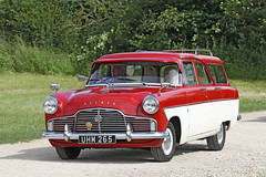 Ford Zephyr Overdrive (Roger Wasley) Tags: ford zephyr overdriver toddington classic car gloucestershire