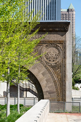 Chicago Stock Exchange Arch (string_bass_dave) Tags: california preservation adler adlersullivan louishenrysullivan unitedstates architecture flickr illinois chicago us