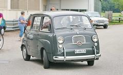 Fiat 600 Multipla 27.5.2018 0706 (orangevolvobusdriver4u) Tags: fiatitaly fiat italy suisse fiatmultipla multipla 2018 archiv2018 car auto klassik classic vintage oldtimer schweiz switzerland bleienbach fiat600 fiat600multipla