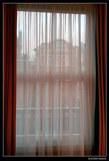 Window on Amsterdam