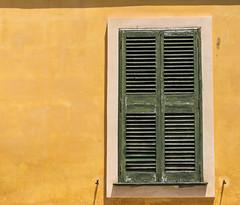 Closed Shutters (Mac ind Óg) Tags: islasbaleares summer spain window minorca balearicislands ciutadella walking menorca shutters holiday españa ciutadellademenorca illesbalears