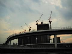 Tokyo (Meg Kamiya) Tags: tokyo japan twilight colour city olympus omd em10