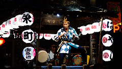 Okegawa Gion Festival (lesliegill) Tags: 2018 festival gion japan july music okegawa people performance