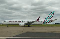 EI-GGK B737-8 Max Air Italy (corrydave) Tags: eiggk b737 b737800 max shannon airitaly