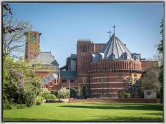Royal Shakespeare Theatre (bart7jw) Tags: stratford william shakespeare avon theatre building gothic uk england